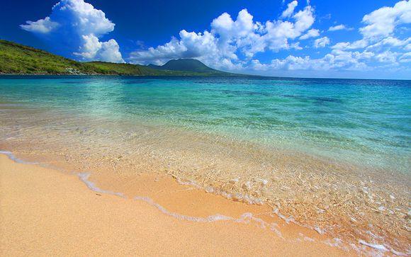Willkommen in der... Karibik !