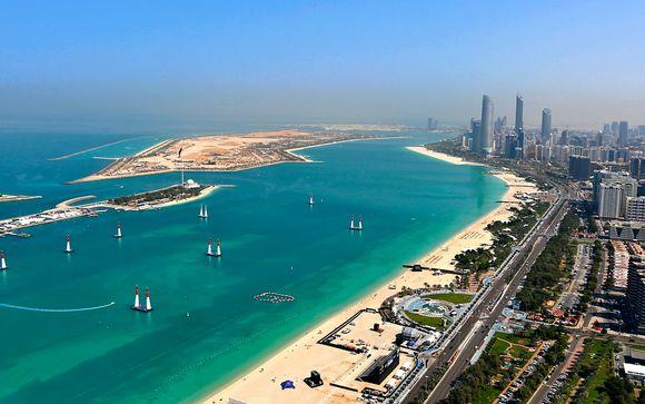 Willkommen in... Abu Dhabi!