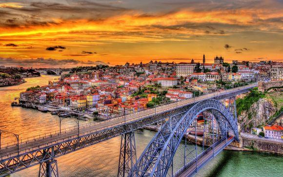 Willkommen in...Porto !