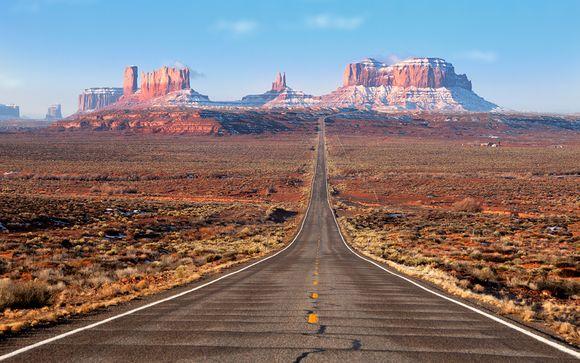 Willkommen im... Westen der USA!