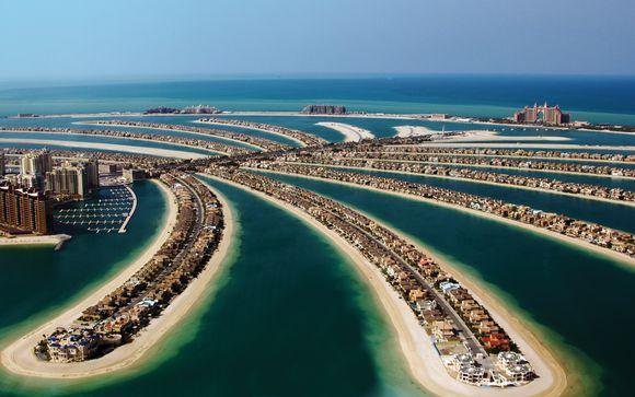 Willkommen in... Dubai