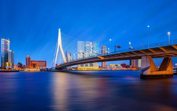 Willkommen in... Rotterdam!