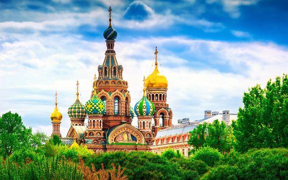 Willkommen in... St. Petersburg !