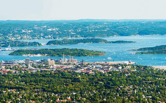 Willkommen in... Skandinavien!