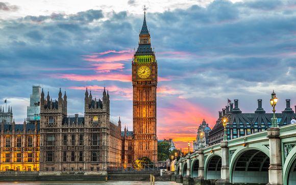 Willkommen in... London