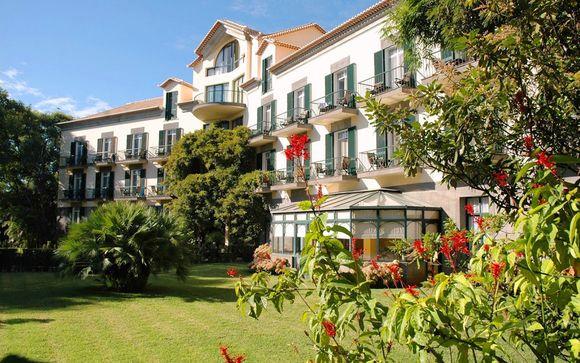 Madeira – Quinta da Bela Vista 5*