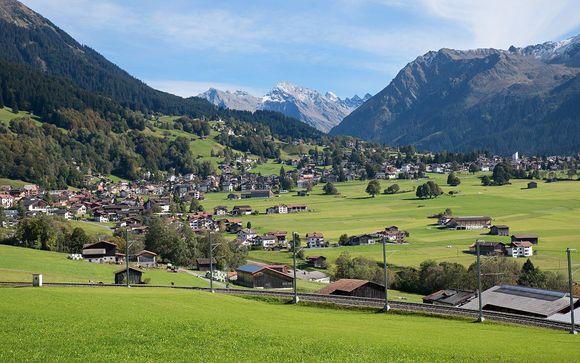 Willkommen in... Klosters!