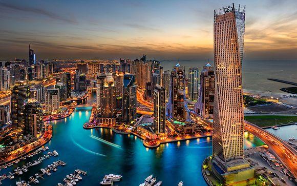 Willkommen in... Dubai!