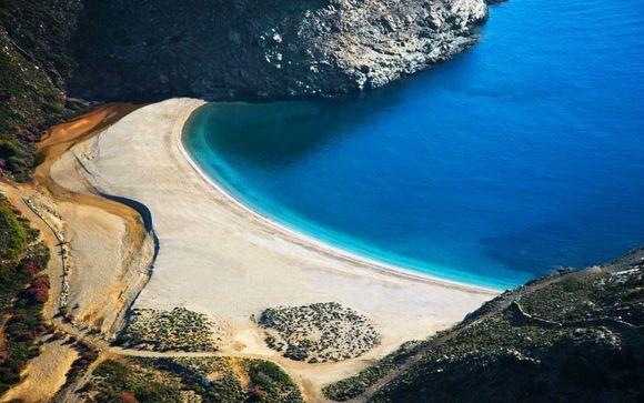 Willkommen auf... der Insel Andros!