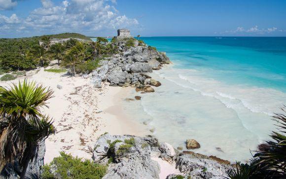 Willkommen in... Playa del Carmen!