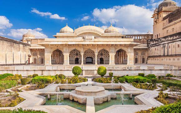 Willkommen in... Rajasthan!
