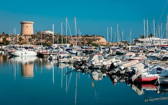 Willkommen in... der Nähe von Alicante!
