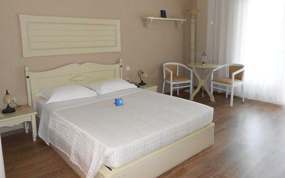 Ihr Zimmer im Acrotel Athena Pallas Village