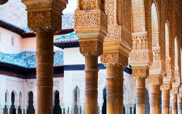 Willkommen in... Granada!