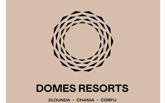 Herzlich Willkommen in den Domes Resorts & Hotels