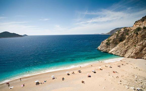 Willkommen an... der Türkischen Riviera!