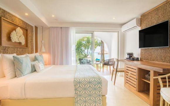 Ihr Zimmer im Seasense Boutique Hotel & Spa