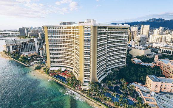 Sheraton Waikiki Hotel 4*
