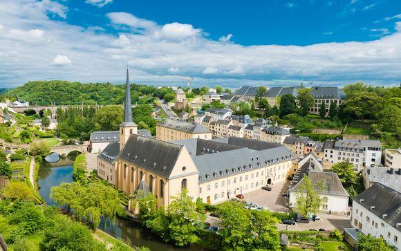 Willkommen in... Luxemburg!