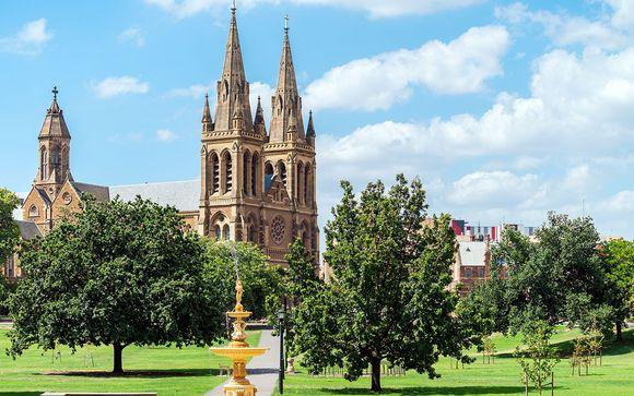 Ihre Optionen in Adelaide