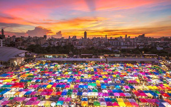 Ihre optionale Vorverlagerung in Bangkok!