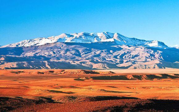 4x4 Safari: Auf den Berberhängen