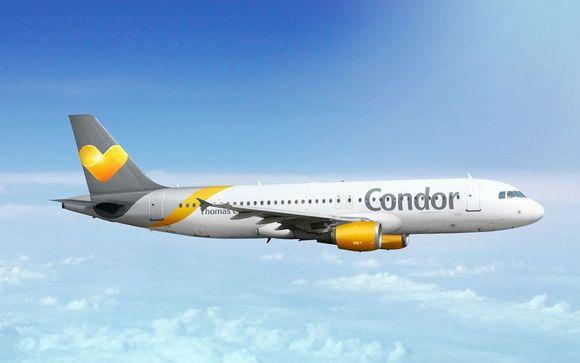 Ihr Condor Flug