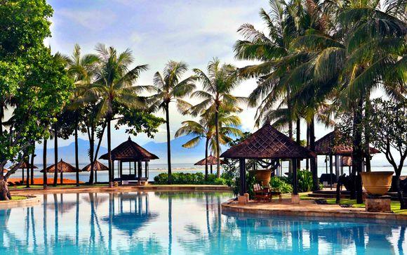 lhr Hotel Conrad Bali 5* in Benoa