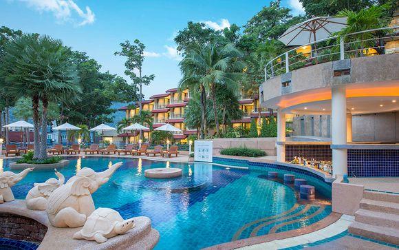 Ihre Erweiterung in Phuket