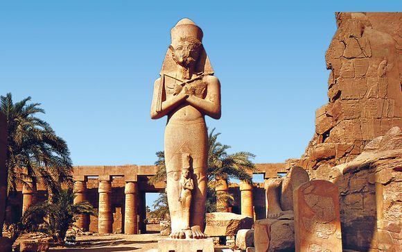 Ihre Reise mit optionaler Nil-Kreuzfahrt im Detail