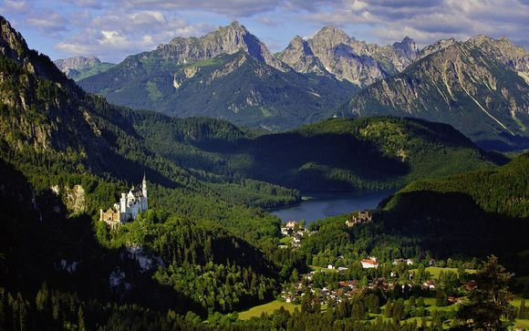 Willkommen in den... Allgäuer Alpen!
