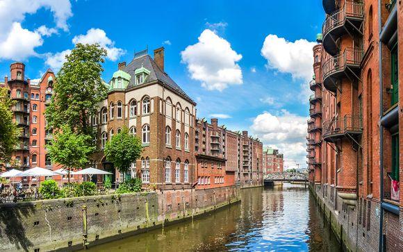 Willkommen in... Hamburg!