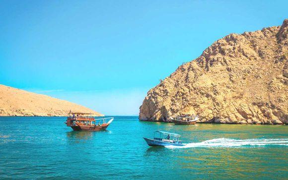 Willkommen in den... Vereinigten Arabischen Emiraten!