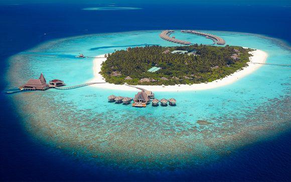 Willkommen auf... den Malediven