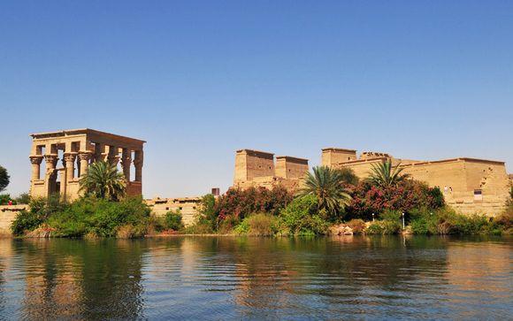Ihre optionale Nil-Kreuzfahrt im Detail