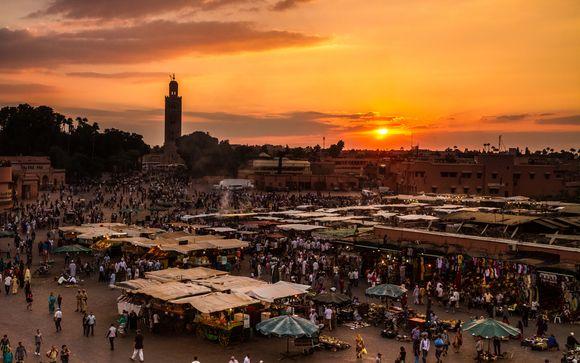 Willkommen in... Marrakesch!