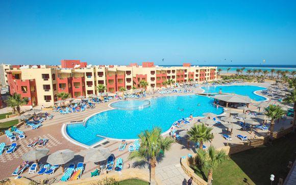 Ihr Strandaufenthalt im Royal Tulip Beach Resort 5*