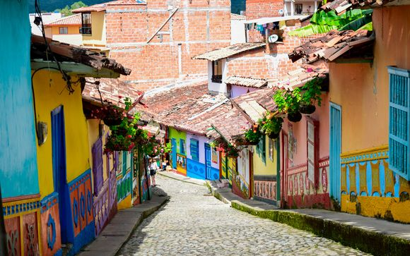 Willkommen in... Panama und Kolumbien!