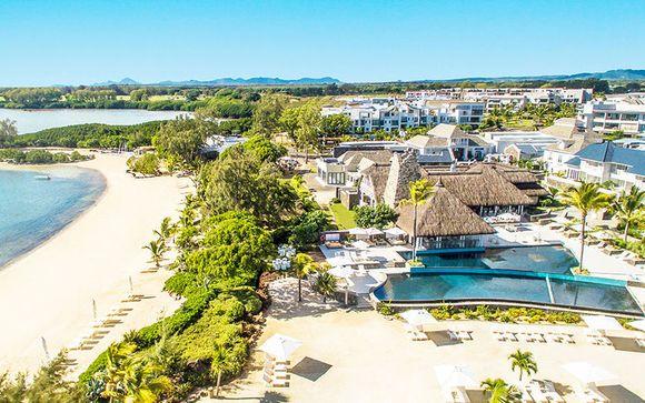 Luxushotel mit direktem Zugang zum Strand