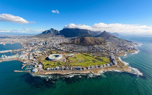 Entdeckungstour Cape Town + Ausflüge