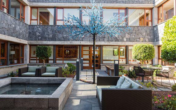 Kostenfreie Unterkunft für 3. Person in ökofreundlichem Hotel