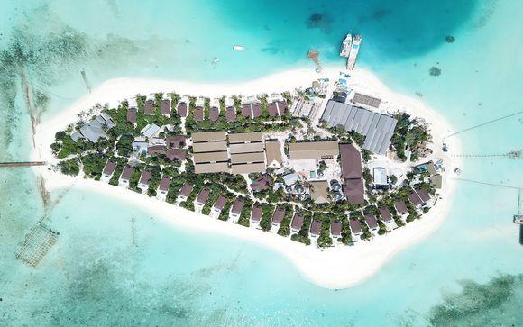 Ihre Erweiterung im Carpe Diem Beach Resort & Spa