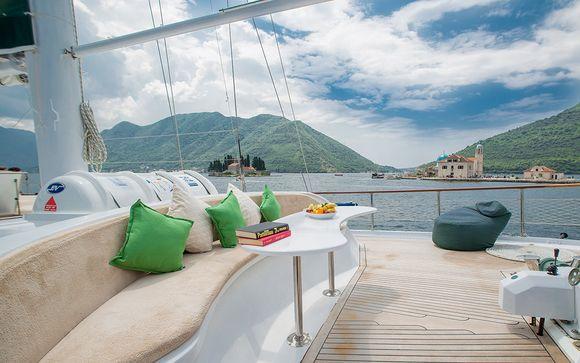 Kreuzfahrt Montenegro - 7 Nächte