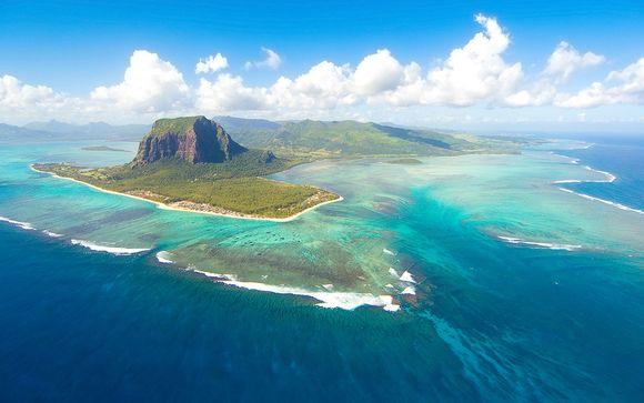 Willkommen in... Dubai & Mauritius!