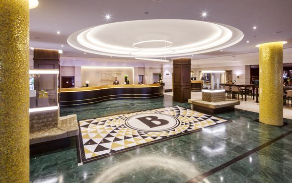 Hotel Bristol Berlin 5*
