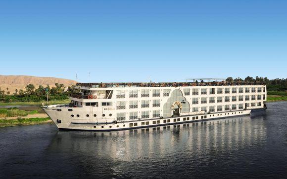 Ihre Option: 7 Tage Nil-Kreuzfahrt