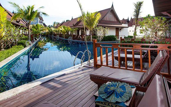 Hotel T-Villa Phuket 4*