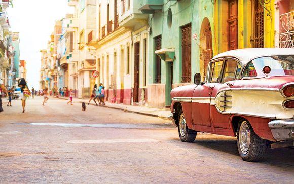 Willkommen in... Havanna und an der Riviera Maya!
