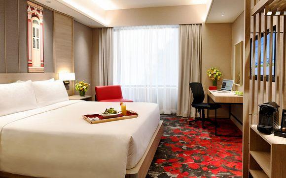 Ihr Hotel Royal Plaza on Scotts 5*