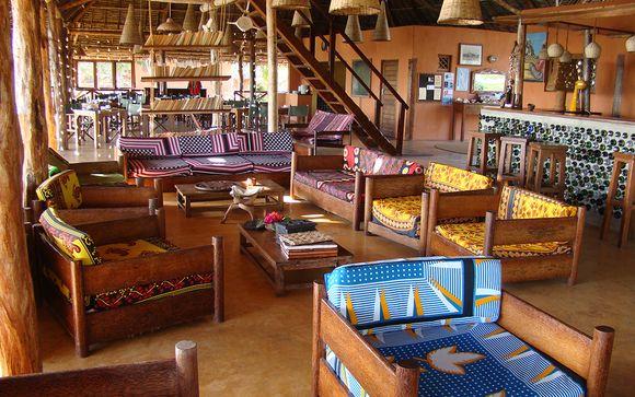 Ihr Strandaufenthalt in der Kichanga Beach Lodge 4*